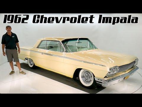 Video of Classic 1962 Chevrolet Impala - $51,998.00 - QIVA