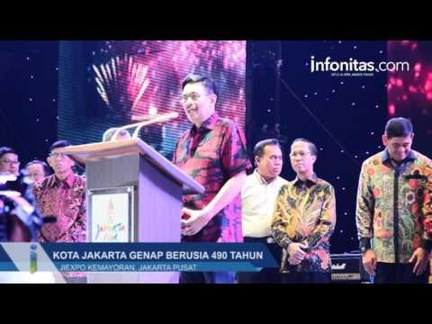 Kota Jakarta Genap Berusia 490 Tahun