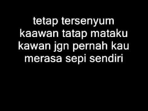 Dhyo Haw   Tetap Tersenyum kawan  With Lyrics