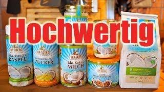 Dr. Goerg - Kokosdealer für Vegane Rohkost & Kochkost [VEGAN]