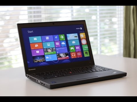 Lenovo ThinkPad X240 Review!