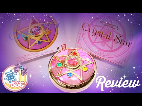 Sailor Moon Proplica Crystal Star Brooch Review セーラームーン