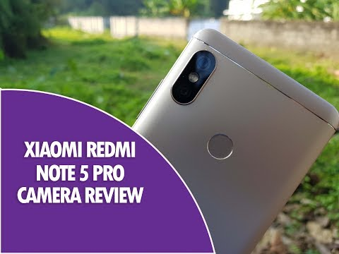 Xiaomi Redmi Note 5 Pro Camera Review- The Beast!