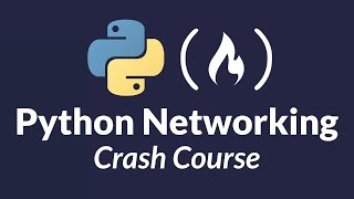 Network Programming with Python Course (build a port scanner, mailing client, chat room, DDOS)
