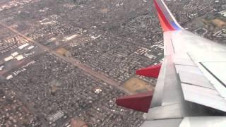 Plane Take off and Landing #1 - Phoenix AZ
