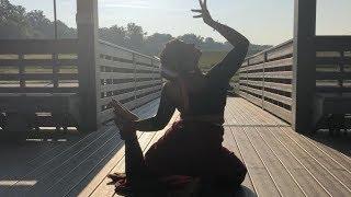 Natyaholic in Alabama | Inkem Inkem | Classical Dance | Kuchipudi