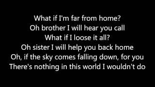 Avicii: Hey Brother (Lyrics)