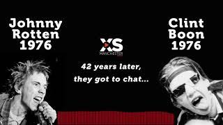 CLINT BOON TALKS TO JOHN LYDON (JOHNNY ROTTEN)