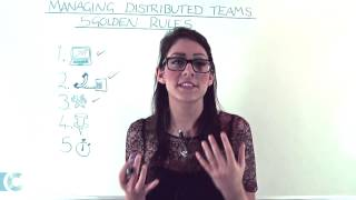 5 Do's and Don'ts for Managing Distributed Teams