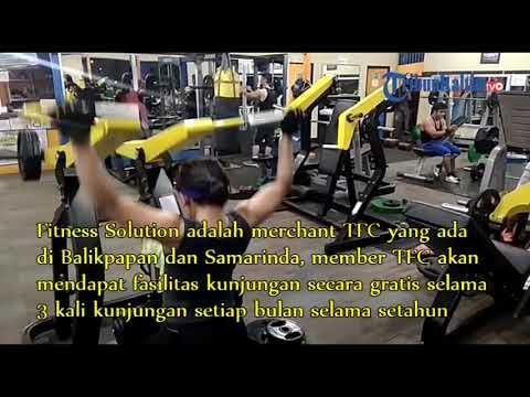 VIDEO - Member Tribun Family Card Nikmati Fasilitas Gratis Fitness Solution