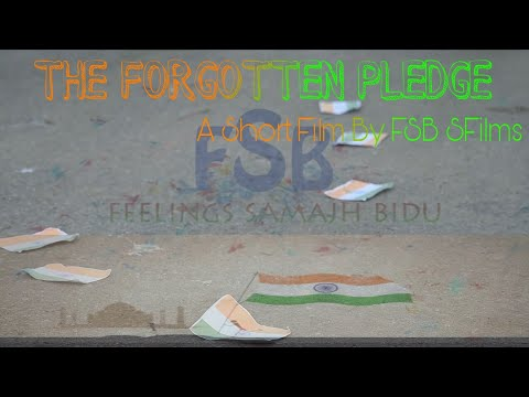 The forgotten pledge