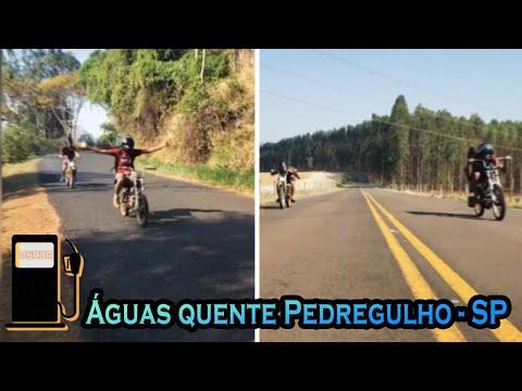 Águas quente Pedregulho - SP