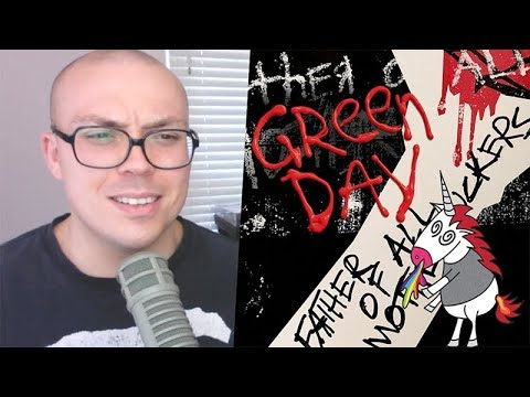 "Green Day - ""Father of All..."" TRACK REVIEW 