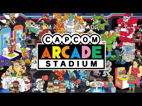 Compilation Capcom Arcade Stadium de CAPCOM BEAT'EM UP BUNDLE