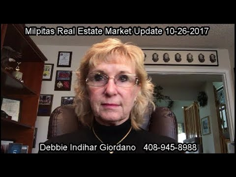 Milpitas Real Estate Market Update 10-26-2017