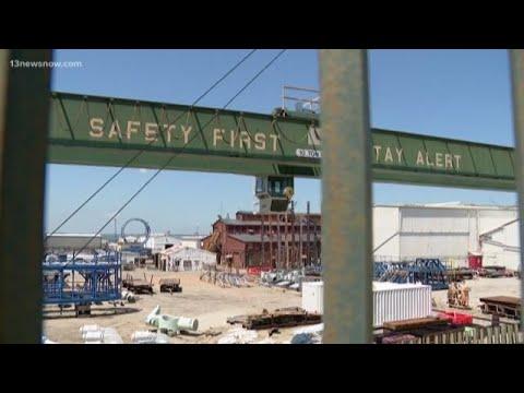 OSHA: Newport News Shipbuilding had serious workplace hazard