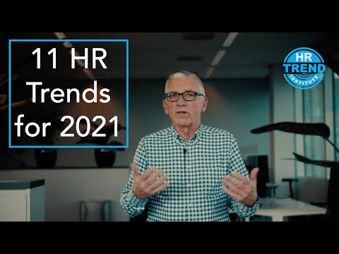 De HR-trends voor 2021