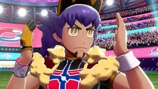 Pokémon Sword & Shield - Champion Battle + Ending