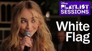Sabrina Carpenter - White Flag (Acoustic)