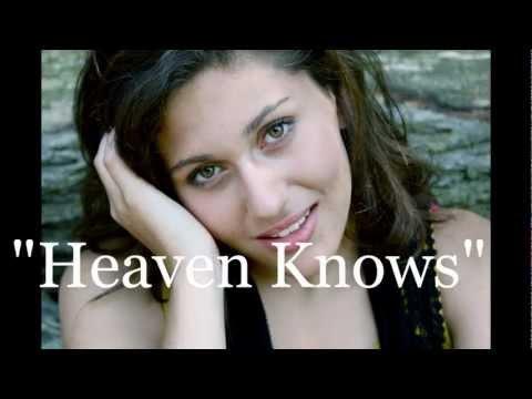 """Isabella Cabrera """"Heaven Knows"""""""