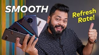 TOP 5 HIGH REFRESH RATE FLAGSHIP MOBILE PHONES UNDER ₹40000 BUDGET ⚡⚡⚡ December 2019