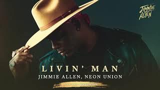 Jimmie Allen Livin' Man