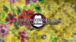 Buy And Sell Irish Dance Dresses | Used Solo Dresses