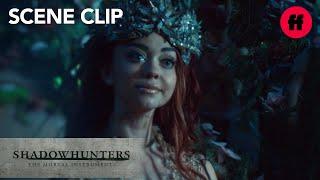 Shadowhunters | Season 2, Episode 20: Simon & Luke Talk With The Seelie Queen