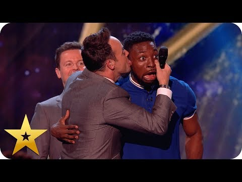 Preacher Lawson's OUTRAGEOUS comedy routine | BGT: The Champions