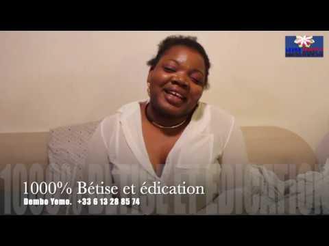Femme africaine qui cherche mariage