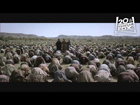 History Channel S The Bible Series Debuts Trailer