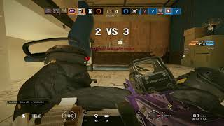 Impactless Frags - Rainbow Six Siege