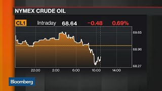Oil Analyst Shover Sees Demand Concerns Weighing on Market