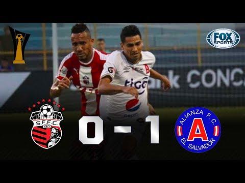 San Francisco - Alianza FC [0-1]   GOLES   Fase Pr...