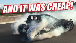 I BOUGHT A NEW CAR AND IT'S INSANE!