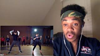 Rihanna   Cockiness   Choreography by Willdabeast Adams & Janelle Ginestra REACTION