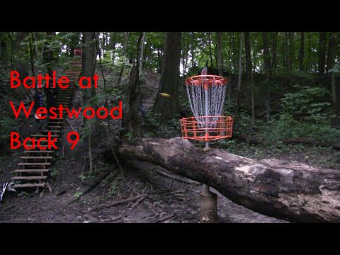 The Disc Golf Guy – Vlog #230 – Battle at Westwood – Locastro, Owens, Ulibarri Back 9