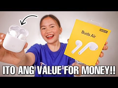 REALME BUDS AIR REVIEW: IS THIS THE BUDGET AIRPODS!?