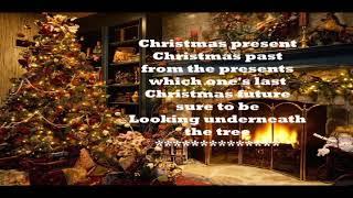 Christmas Present - Andy Williams' cover (lyrics on screen)