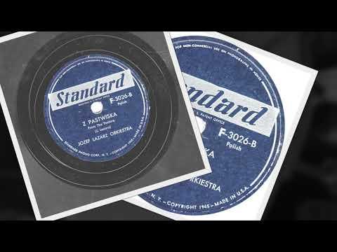Polish 78rpm recordings, 1947. STANDARD F-3026. Poczkaj powiem mamie