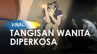 Viral Video Wanita Nangis Ngaku Dipaksa Bercinta dan Dirampok di Mangrove Wonorejo