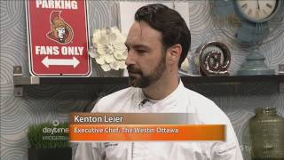Watch me featured on Rogers TV Promoting Feed the Hope Campaign
