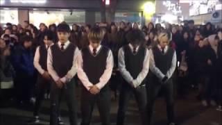 빅뱅(Bigbang) - BANG BANG BANG & Good Boy Dance cover Busking in Hongdae