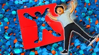 Jumping Through IMPOSSIBLE Shapes!