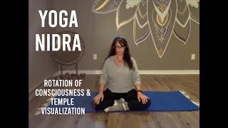 Yoga Nidra ~Temple Visualization (July 27)