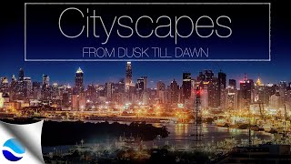 Cityscapes - Relaxing Sounds And Music For Meditation, Chill Time And Studying - City Night Life