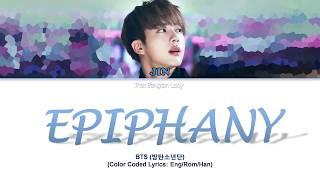Gambar cover BTS (방탄소년단) JIN – 'Epiphany' (Full Length Edition) Lyrics (Han/Rom/Eng)