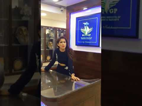 Worldwide Institute of Grooming & Pageants: Tarana Kaur's