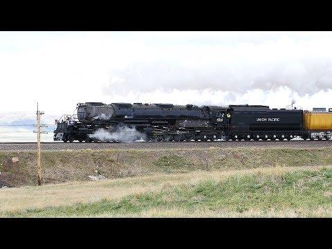 Download Worlds Largest Steam Locomotive Is Back Big Boy