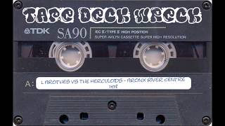 L Brothes vs The Herculoids – Bronx River Centre 1978